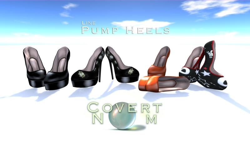 CovertNoom LinePumpHeels